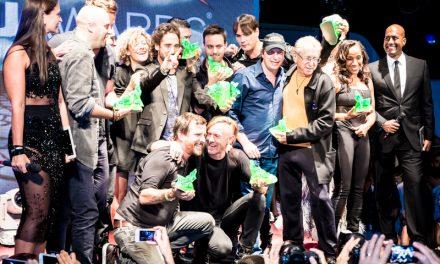 Ganadores de los DJ Awards 2013