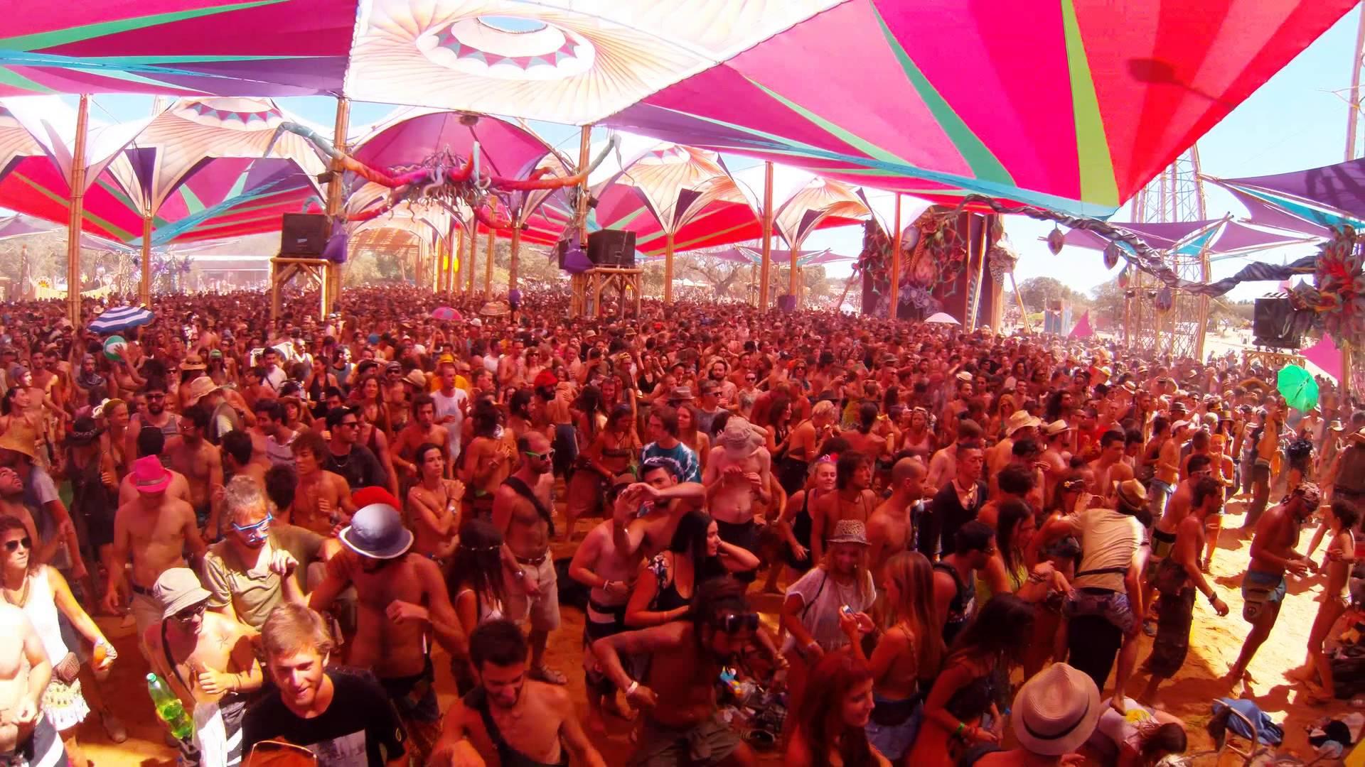 the boom festival